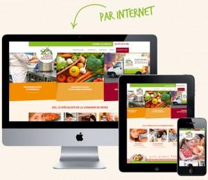 JMG traiteur, un service pratique par internet